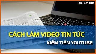 Cách làm video Tin Tức bằng Proshow Producer kiếm tiền YouTube