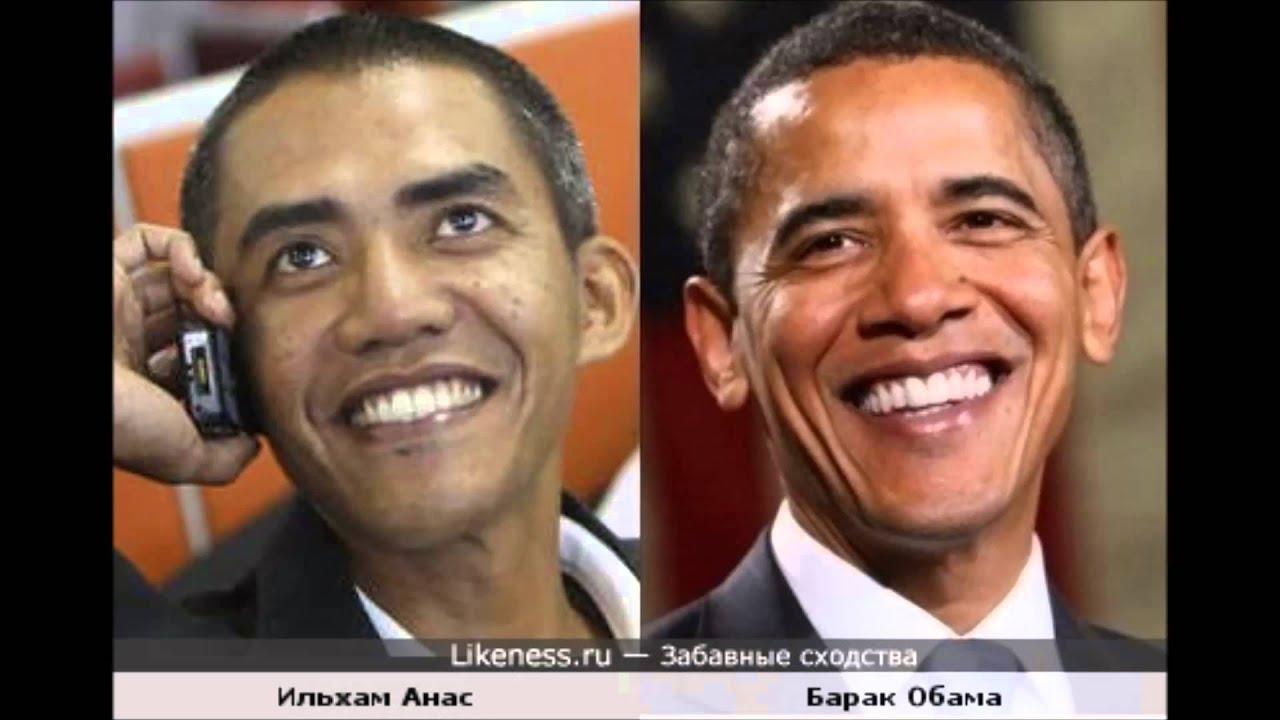 Сходство наших звезд с зарубежными звездами 3 фотография