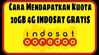 download lagu Cara Mendapatkan Kuota 20gb 4g Indosat Ooredoo gratis