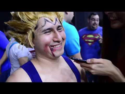 44 Convención de Comics Monterrey 2014