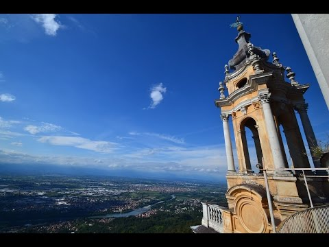 Turin, Italy -  Pleasant Tour of the City