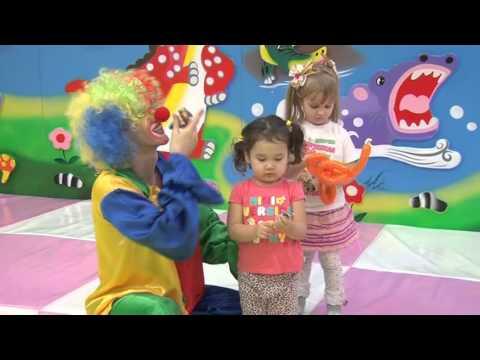 Клоун на детский праздник в Павлодаре