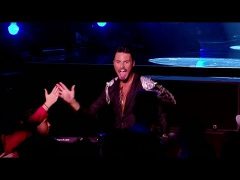 Rylan's Bootcamp - Pussycat Dolls' Don't Cha - The X Factor UK 2012