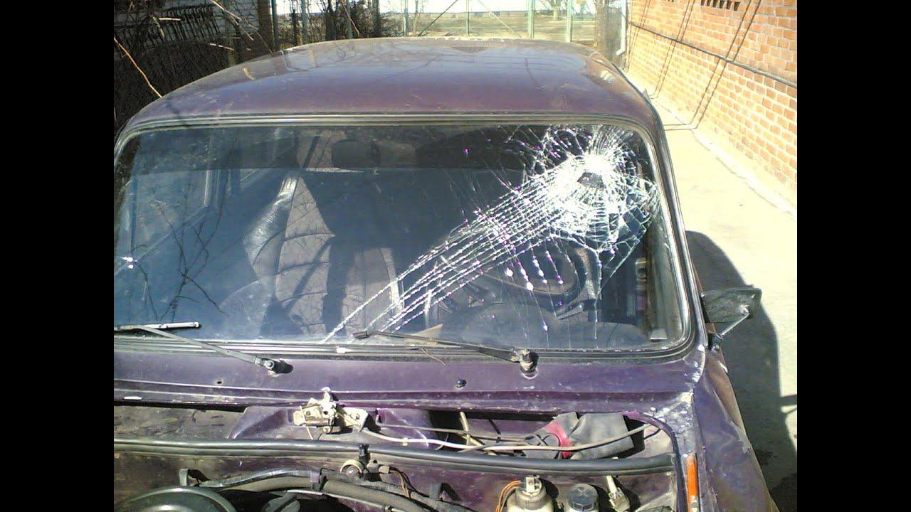 Полировка бокового стекла автомобиля своими руками видео