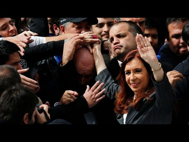 Imputan a Cristina Fernández por supuesto enriquecimiento ilícito