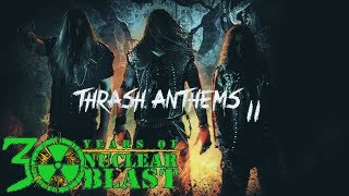 DESTRUCTION – Drums Recordings (Thrash Anthems II Trailer #1)