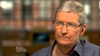 Rock Center: Apple CEO Tim Cook Interview