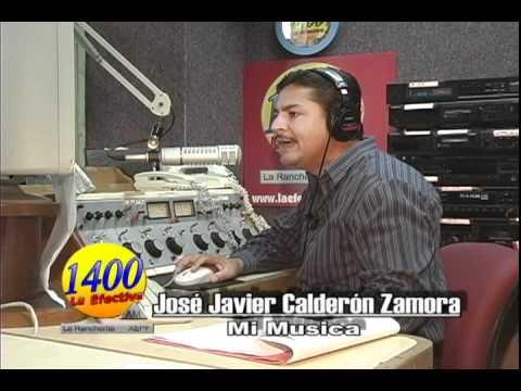 JOSE JAVIER CALDERON ZAMORA