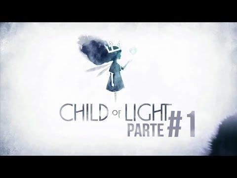 Child of Light. Parte 1. Meu nome é Aurora Detonado Dublado PT.BR