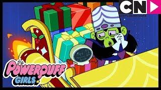 Powerpuff Girls | 🎅 An Un-Merry Christmas From Mojo Jojo | Cartoon Network
