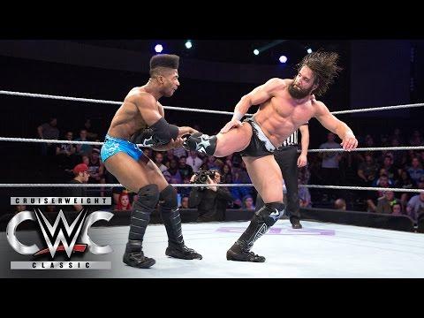 Anthony Bennett vs. Tony Nese - First Round Match:  Cruiserweight Classic, July 27, 2016