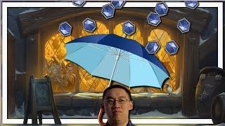 Hearthstone: It's Raining Mana (Tavern Brawl)
