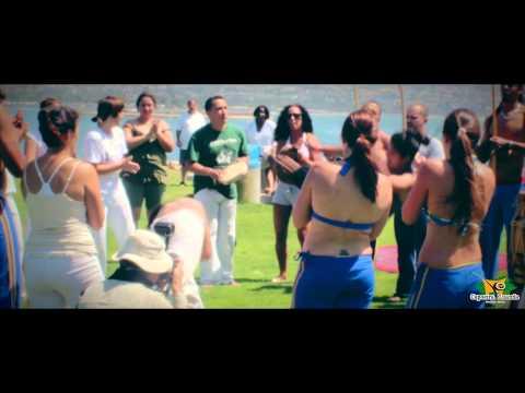 Capoeira Luanda 2014 Batizado Warm Up 3