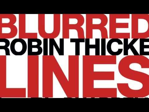 Blurred Lines - Robin Thicke feat TIPharrell