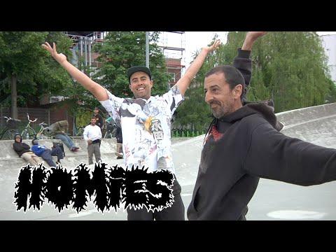 "Homies in ""Europe"" Episode ONE"