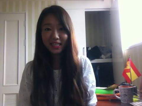 Coreana Hablando Español (Castellano)