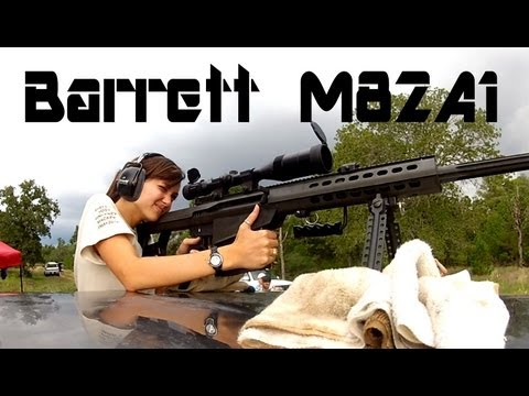 The Amazing. 50 BMG (Barrett M82A1)