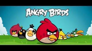 Мультик ИГРА для детей про энгри бердз серия 13 Angry birds pig Злые птички энгри бердз против котов