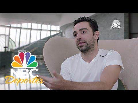 ¿Cómo afecto a Xavi Hernández dejar Barcelona por Qatar? | Más Fútbol | NBC Deportes