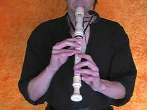 Blue Train (John Coltrane's chorus) by Benoît Sauvé/Recorder