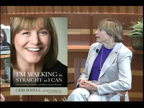 Geri Jewell - I'm Walking As Straight As I Can - Part 1