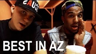 Futuristic & Bootleg Kev - Best In AZ
