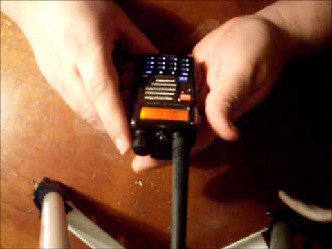 $30 Baofeng UV-5RE Dual Band VHF UHF HT Portable Review - HAM Radio