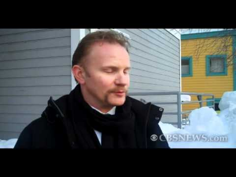 "Morgan Spurlock on ""The Greatest Movie Ever Sold"""