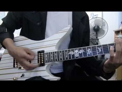 In The End - Black Veil Brides Cover Dual Guitar By Nae0000 video