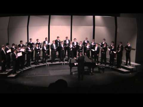 Rockhurst High School Kansas City, Chamber Choir 9-26-2013