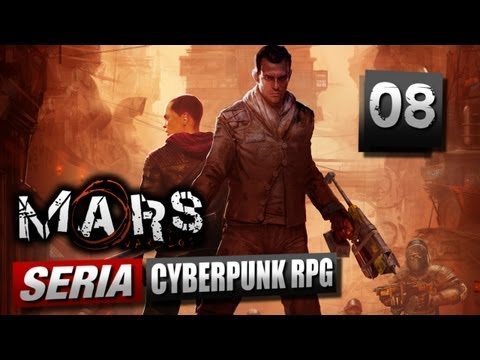 Mars War Logs (#8) Rewolta mutantw