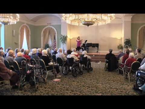 Cleveland Institute of Music Students Embrace Intergenerational Housing