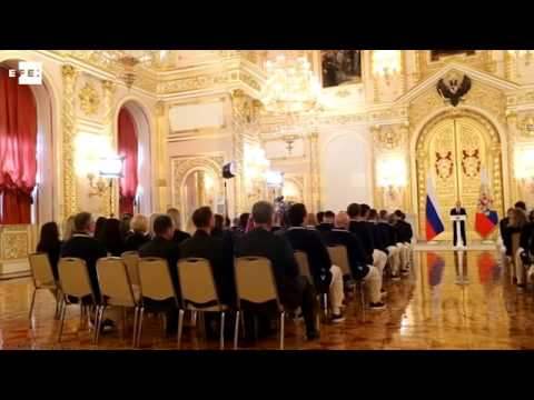 Putin diz que exclusão de atletas russos limpos é ação de