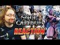 MAX REACTS: Ivy & Zasalamel Reveal - Soul Calibur 6