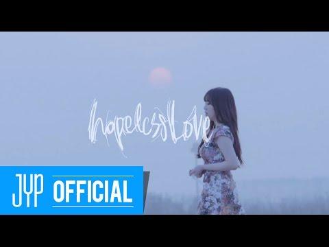 "Music video 박지민(Jimin Park) ""Hopeless Love"" M/V - Music Video Muzikoo"
