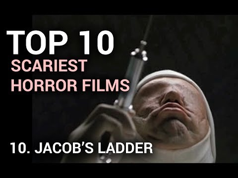 10. Jacob's Ladder (Scariest Horror Films Top 10)