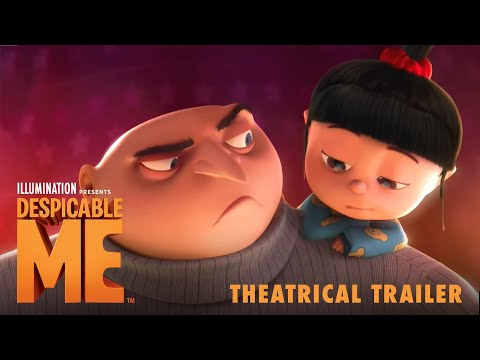 Despicable Me - Theatrical Trailer