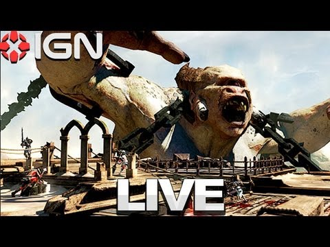 IGN Live: God of War: Ascension - E3 2012