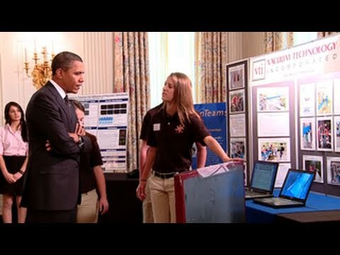 The White House Science Fair