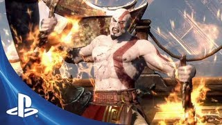 God of War_ Ascension Single-Player World Premiere