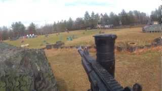 Paintball Tactics 101: Movement and Attacking in a Hostile Area