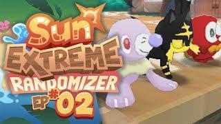 FALLEN ALOLAN STARTERS?! - Pokemon Sun Extreme Randomizer (Episode 2)