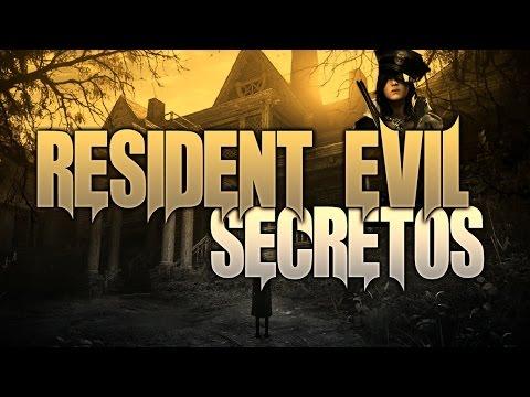 Resident Evil 7- demo- secretos y misterios - español