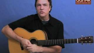 Acoustic Guitar Lesson - Chet Atkins-Style Lesson