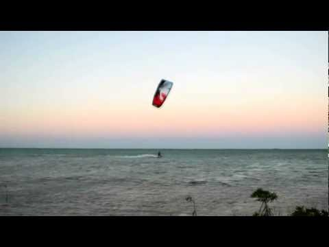 Daily Express - Kitesurfing