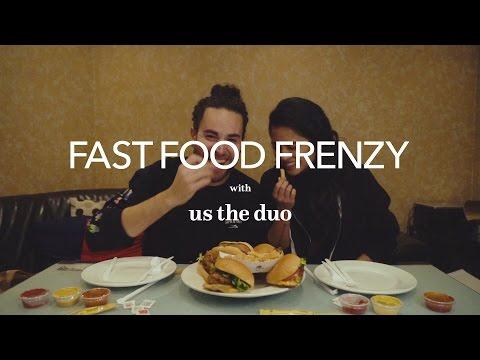 download lagu Fast Food Frenzy - Us The Duo gratis