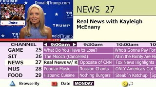 The Complete 'Trump TV' Cable Package
