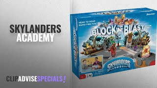 Top 10 Skylanders Academy [2018]: Skylanders Block and Blast Action Game