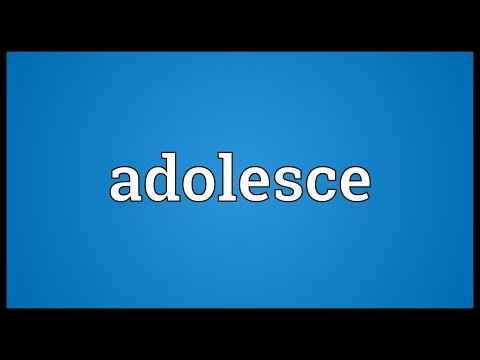 Header of Adolesce