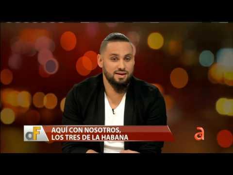 Entrevista con Los Tres de la Habana